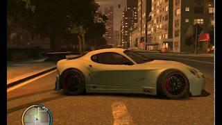 GTA 4 super cars Прохождение - Часть # 22