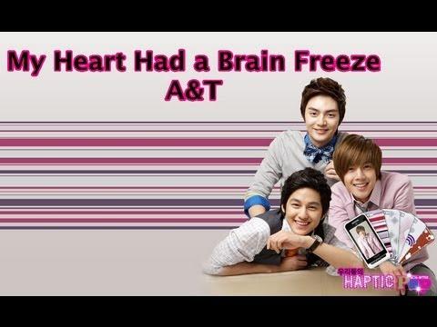 My Heart Had a Brain Freeze - A&T  (ESPAÑOL)