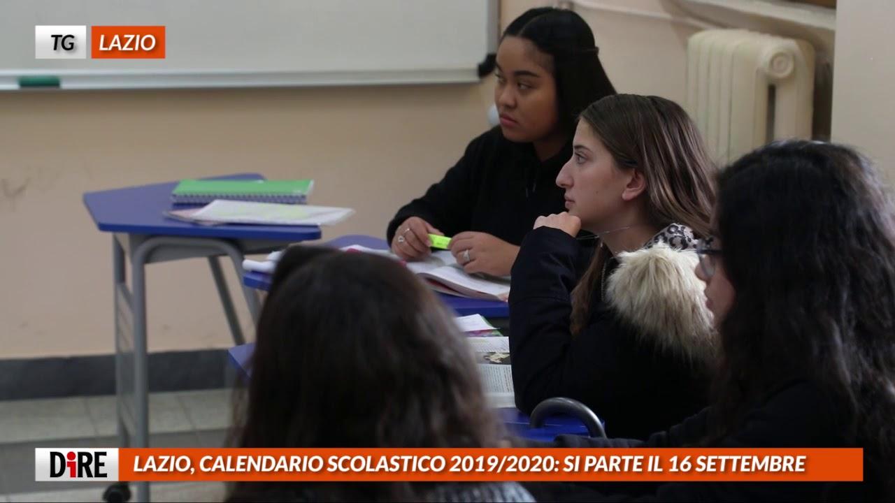 Calendario Mussolini 2020.Tg Lazio Edizione Del 2 Maggio 2019