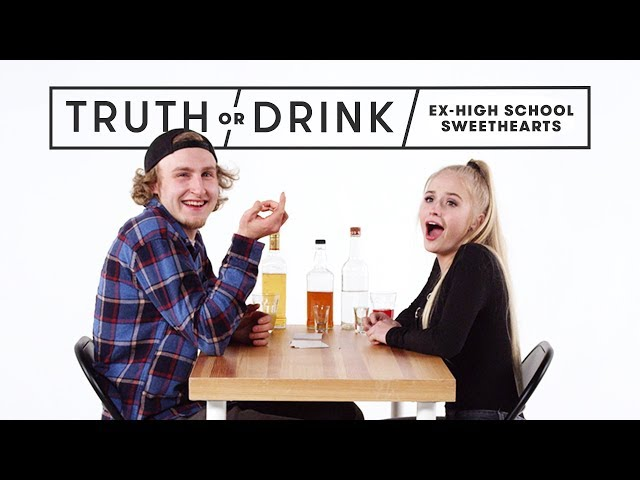 Ex High School Sweethearts | Truth or Drink | Cut