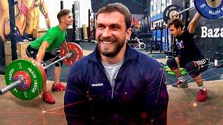 Как поднять 100 кг в рывке Тяжелая атлетика с Дмитрием Клоковым