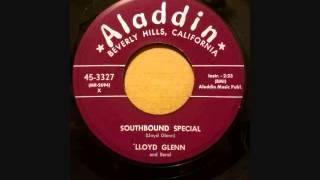 LLOYD GLENN  BLUE IVORIES   SOUTHBOUND SPECIAL