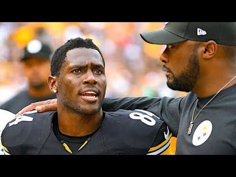 ESPN's Jeremy Fowler: Steelers Would Trade Antonio Brown for a 1st Round Pick | The Rich Eisen Show
