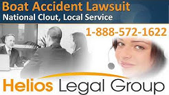 Boat (Boating) Accident Lawsuit - Helios Legal Group - Lawyers & Attorneys