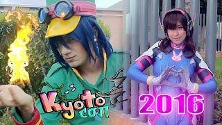 Kyoto Con 2016 COSPLAY VIDEO(Miralo en FullHD!! Kyoto-Con 2016 Torreón, Coahula, Mexico. Musica: Spag Heddy - Permanent FB contacto: https://www.facebook.com/betofxoficial., 2016-12-08T07:24:35.000Z)