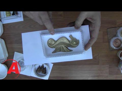 How to make a silicone mold box - Mold Making Tutorial | Alumilite