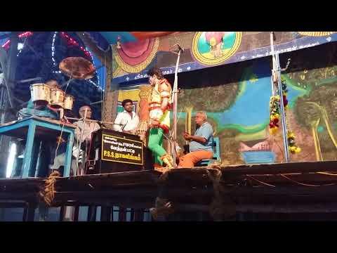 Vallithirumanam Nadagam . GV Senkuduvan Meyatha Man Song . செங்குட்டுவன் ராஜநடிகர் பாடும் மேயாத மான்