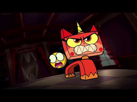 Unikitty's Anger | Unikitty | WB Animation