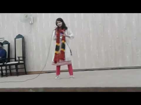 This 11 year old sings like Abida Parveen!