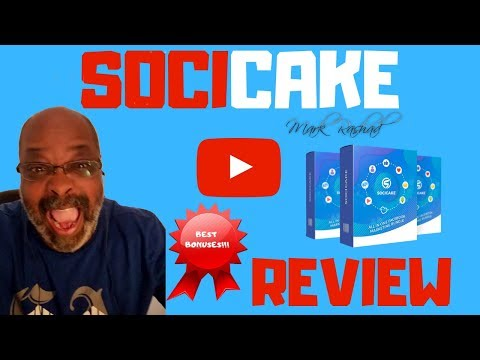 SOCICAKE REVIEW | HONEST REVIEW OF SOCICAKE. http://bit.ly/2ZvzOQD