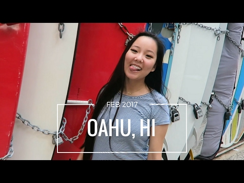 Oahu, HI 2017 | Travel Diary