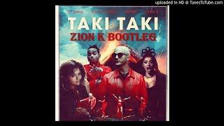 DJ Snake - Taki Taki ft. Selena Gomez, Ozuna, Cardi B ( Zion K Bootleg )