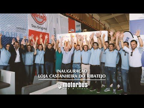 Motorbus - Inauguração de nova loja Castanheira do Ribatejo