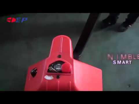 Електрическа палетна количка EP EPT20-15ET
