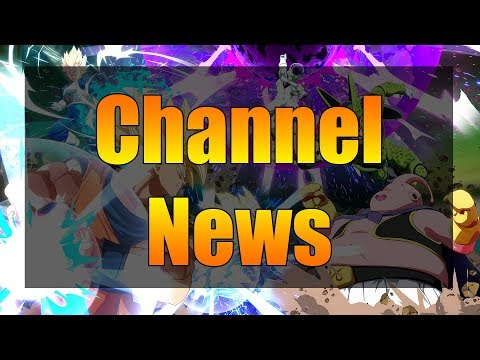 Channel ! SFV: Arcade Edition, Dragon Ball Fighters Z, streaming