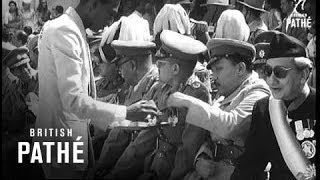 Selected Originals Nepal - Coronation Of King Mahendra (1956)