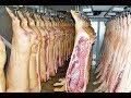 Рынок.Как выглядит домашняя свинина и курятина.