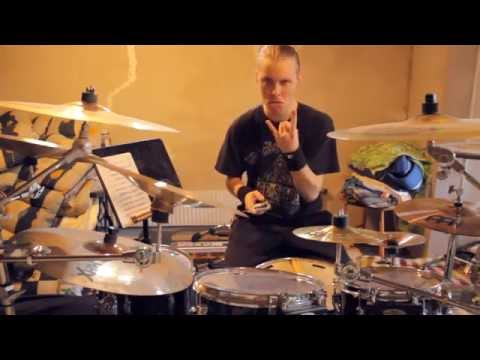 Cannibal corpse-Priest of Sodom drum cover HD