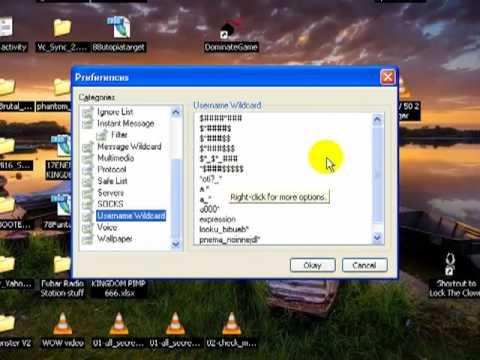 YSupra Yahoo Chat Client Tutorial - Spliffs Studio™