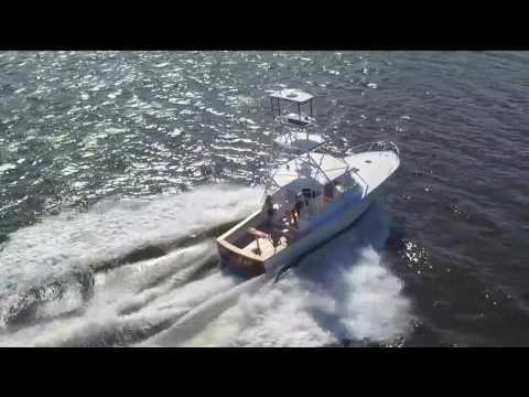 Gamefisherman 37' Express Cruiser Sportfisherman