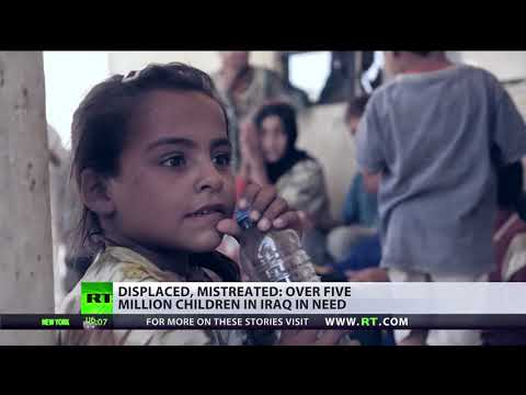 Orphaned Children In Iraq Exposed To Rape, Abuse, Might Be Killed For Organs – UNICEF