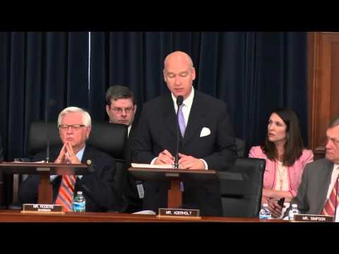 Markup: FY17 Agriculture Bill, Energy & Water Bill & Interim Suballocations (EventID=104833)