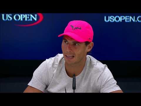 2017 US Open: Rafael Nadal SFs Press Conference