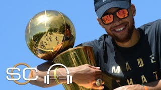 Steph Curry Signs Richest Deal In NBA History | SC With SVP | July 1, 2017