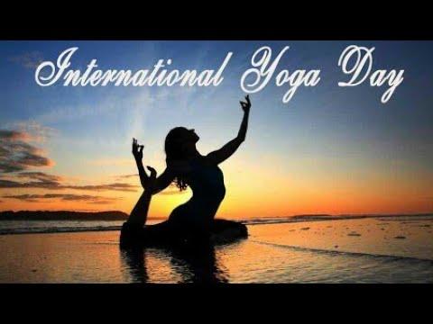 Yoga Day Quote In Hindi Retro Future