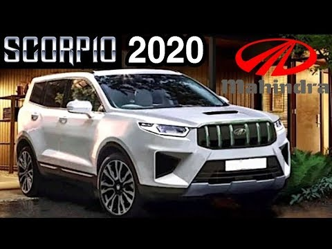 2020 Upcoming Mahindra SCORPIO Launch Date, Features, Exterior, Price, Mileage and Interior Details