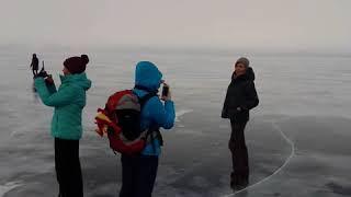 Зимний Байкал февраль 2020