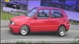 Maciej Zientarski Program 4x4 Golf III - Pneumatyczne zawieszenie