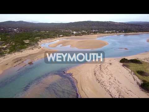 Family Trip To  Weymouth Tasmania  ||  DJI Mavic Pro  ||