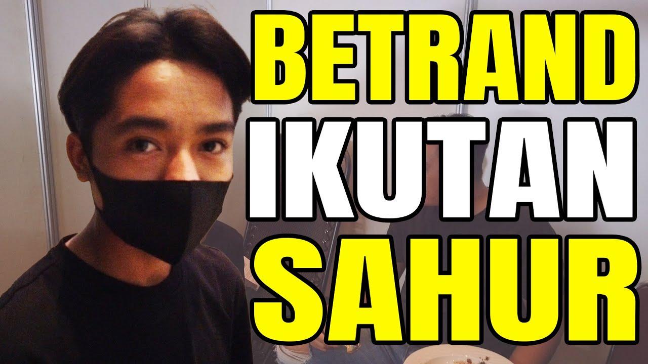 The Onsu Family - Pertama kali Betrand syuting Sahur bareng Ayah