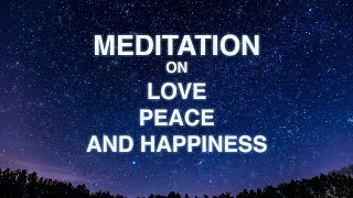 Скачать Guided Mindfulness Meditation On Love Peace And Happiness 16 Minutes