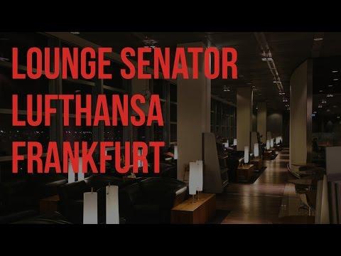 Senator lounge Lufthansa - Frankfurt
