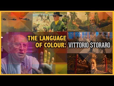 The Language of Colour: Cinematography || Vittorio Storaro