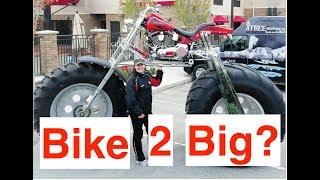 Is your Dirt Bike Motor Too Big?  KTM 200 XC | Episode 292