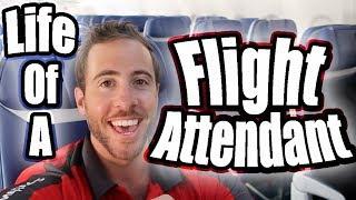 THE LIFE OF A FLIGHT ATTENDANT Ep.5 | FAN ON MY FLIGHT!! (CRAZY!!)
