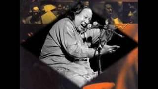 Hanju akhian day veray wich paunday na dhamalan (Remixed) by Nusrat Fateh Ali Khan