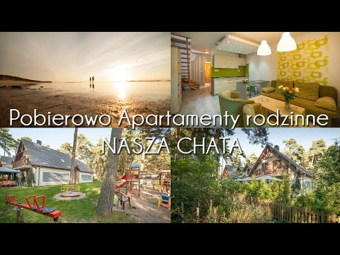 Apartamenty rodzinne Pobierowo