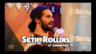 Seth Rollins - Curb Stomp, Roman, New Theme, etc- Sam Roberts' SummerSam III