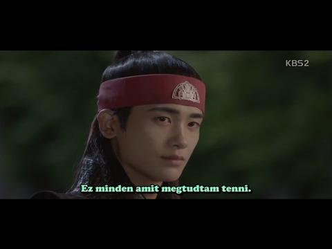Jeon Woo Sung - Memorizing a Spell (HWARANG OST 8) hunsub fmv
