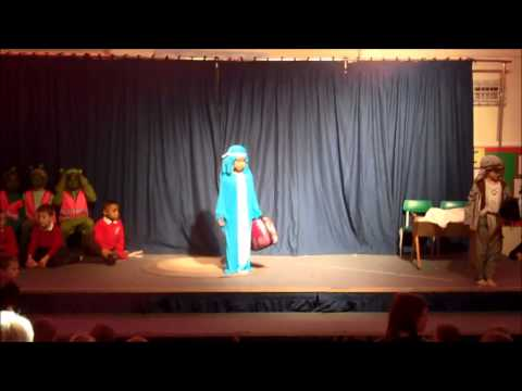 KS1 Christmas with the aliens
