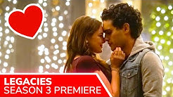 LEGACIES Season 3 release - Fall 2020 (CW), Spring 2021 (Netflix) ❤️ Hope & Landon's love story