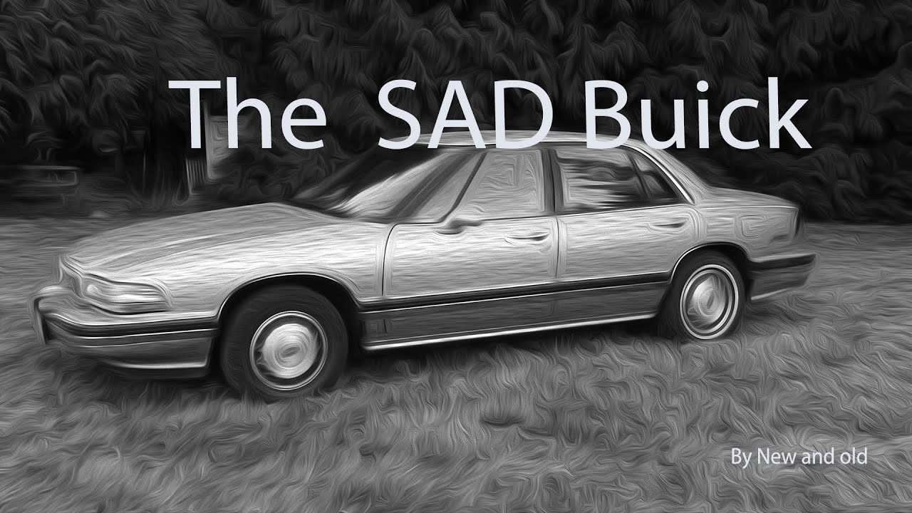 1996 Buick Lesabre >> 1996 Buick Lesabre The Sad Buick By New And Old