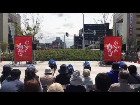 チーム21◯*にいいちまる* ART MIX JAPAN 2017 「Vanity Vice~栄光の道〜」