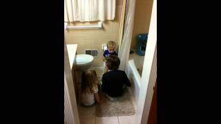 Potty Training is a Family Affair