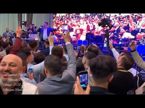 DJEMAIL GASHI ROMSKI BAL SKOPJE 2019