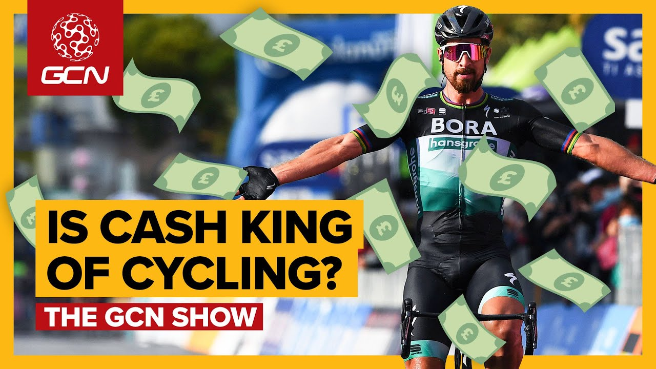 Just How Important Is Money In Cycling? | GCN Show Ep. 415